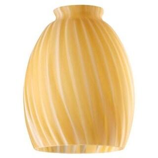 "Westinghouse 8142700 Shade Spice Swirl Design, 2.25"""