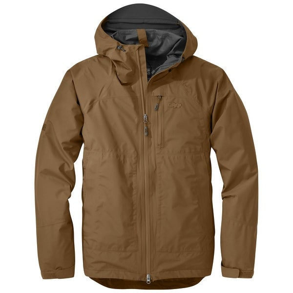 Shop Outdoor Research Men S Foray Jacket Coyote Free
