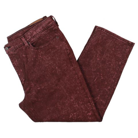 Levi Strauss & Co. Mens 541 Tapered Leg Jeans Denim Athletic - Boysenberry Crush