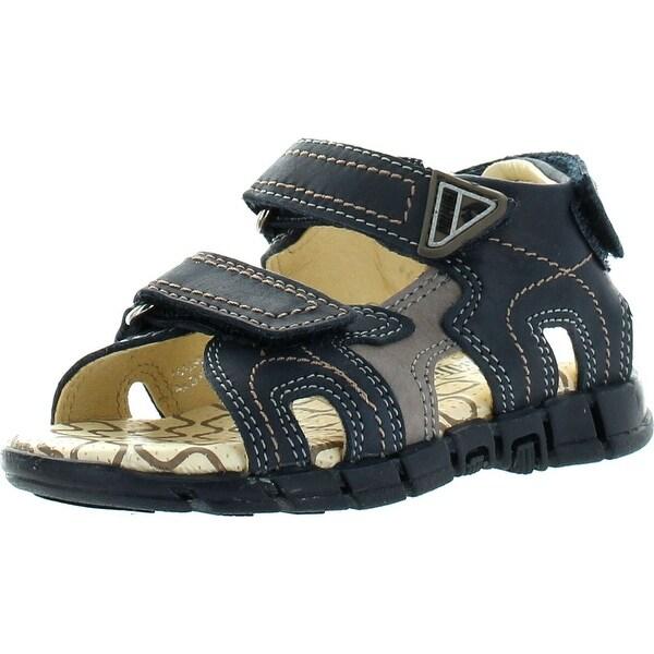 Primigi Boys Flingh Leather European Sandals - Blue