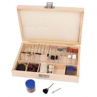 91 in 1 Rotary Tool Accessories Bit Set Polishing Kits for Cutting