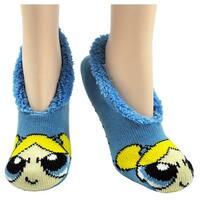 Powerpuff Girls Bubbles Slip-on Slipper Socks