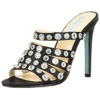 Blue by Betsey Johnson Women's SB-Jovi Heeled Sandal