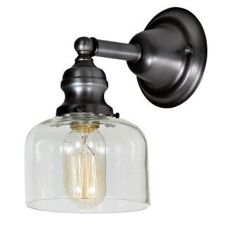 "JVI Designs 1210 S4 Shyra Single Light 9"" High Wall Sconce"