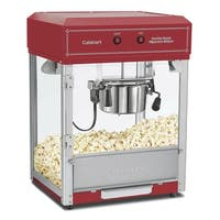 Cuisinart CPM-2500 Kettle Style Popcorn Maker - Red