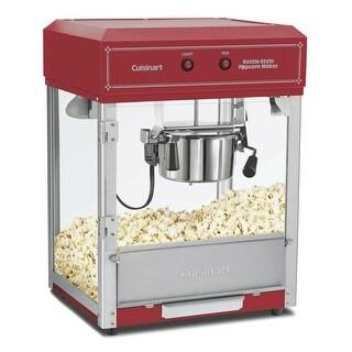 Cuisinart CPM-2500 Kettle Style Popcorn Maker - Red