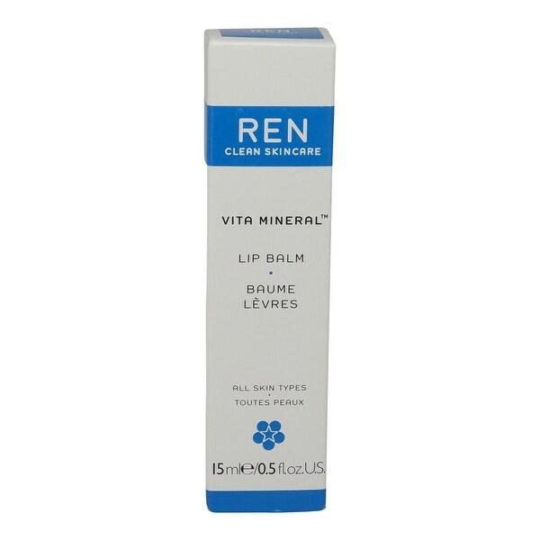 REN Skincare Vita Mineral Lip Balm (All Skin Types) 15Ml/0.5Oz