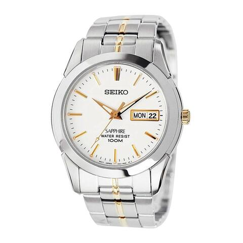 Seiko Classic SGG719P1 - White
