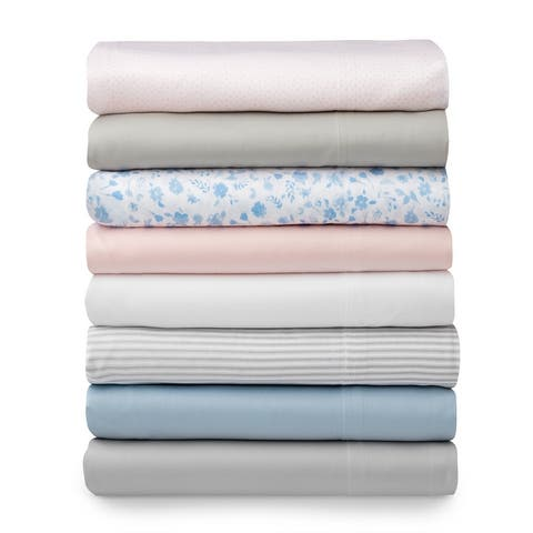 Martha Stewart Provence Stripe Egyptian Cotton Sheets