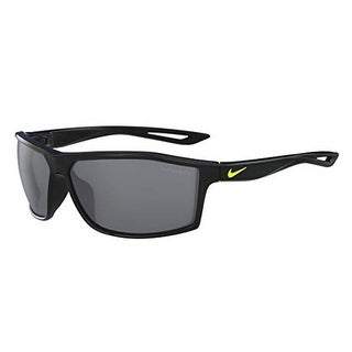 Nike Mens Intersect Black with Grey Lens Sunglasses
