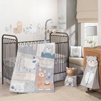 Lambs & Ivy Happi by Dena™ Little Llama Nursery 4-Piece Baby Crib Bedding Set