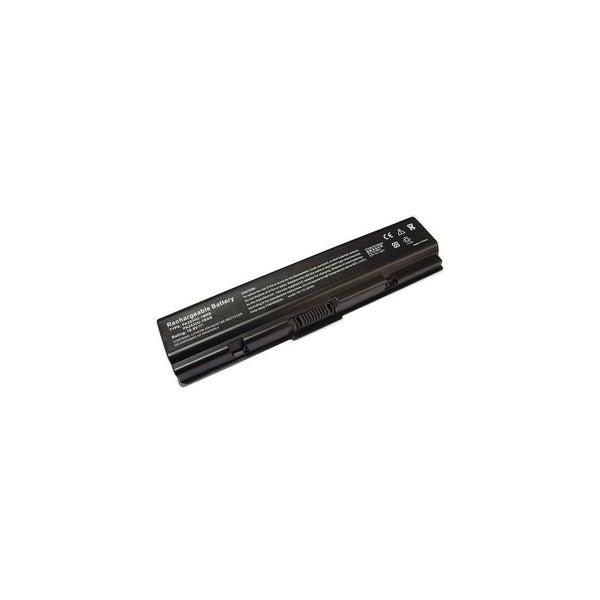Replacement Battery 4400mAh for Toshiba PA3534U / PABAS098 / PABAS174 Models