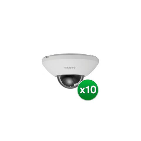 Sony Network FHD IP Camera (10-Pack) Network FHD IP Camera