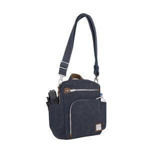 Travelon Men's Anti-Theft Heritage Tour Bag - One size