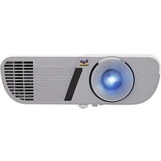 Viewsonic PJD6550LW Viewsonic LightStream PJD6550LW 3D Ready DLP Projector - 720p - HDTV - 16:10 - Front, Ceiling - 190 W - 5000