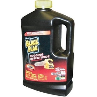 Black Flag 190256 Fogging Insecticide, 64 Oz
