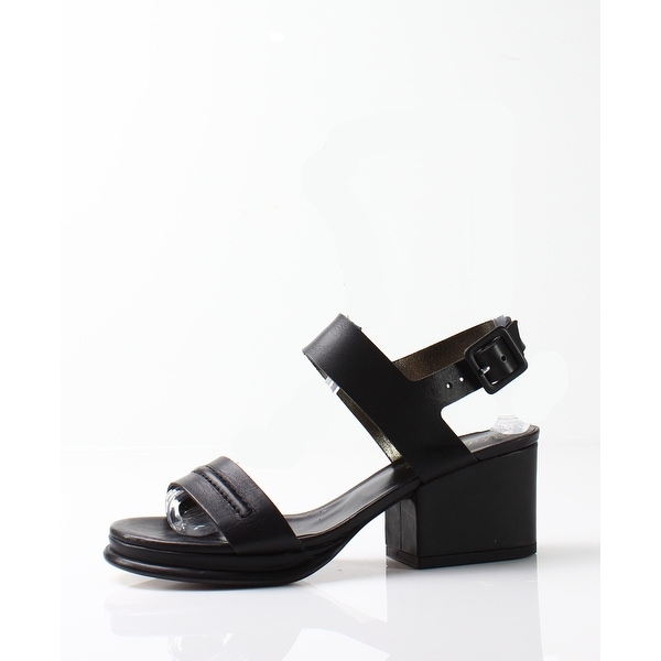 c4c08cc05 Shop Robert Clergerie NEW Black Women s Shoes Size 6M Erika Sandal ...