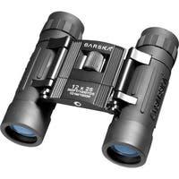 Barska optics ab10209 barska optics ab10209 12x25 lucid view, black, compact,blu lens - Black