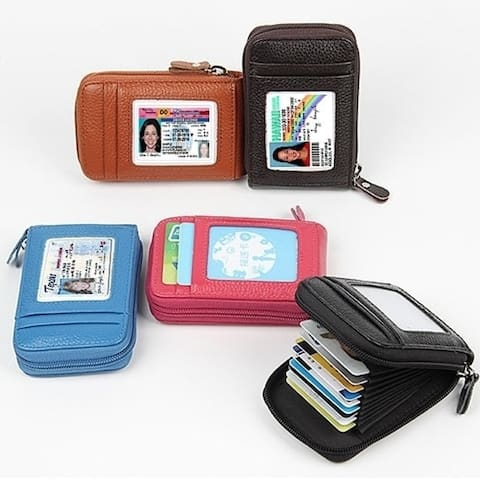 Rfid Blocker and Card Holder