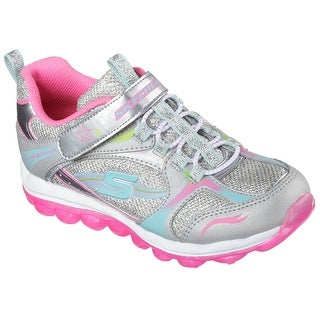 Skechers 80257 SMLT Girl's BUBBLE BEATZ Sneaker