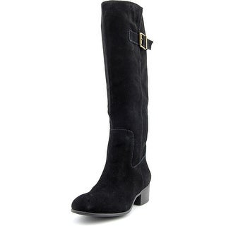 Steve Madden Loren   Round Toe Suede  Knee High Boot