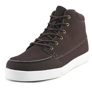 Fila Montano Men Round Toe Leather Sneakers