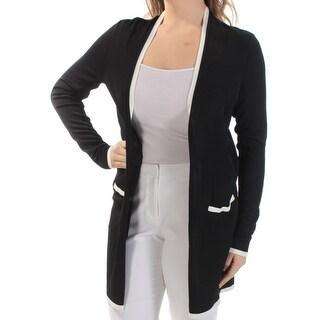 RALPH LAUREN $155 Womens New 1678 Beige Ivory Long Sleeve Top M B+B