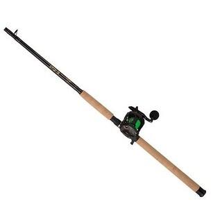Berkley 1404099 E-CAT Baitcast Combo Fishing Rod & Reel