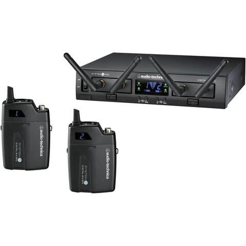 Audio-Technica Wireless Microphones & Transmitters