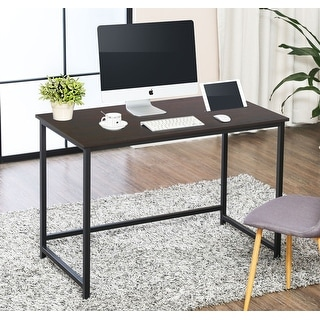 Link to FITUEYES Writing Desk with Slot Wood Study Computer Desk Similar Items in Desks & Computer Tables