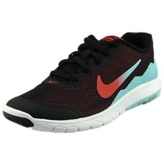 Nike Flex Experience RN 4 Women Round Toe Synthetic Black Running Shoe