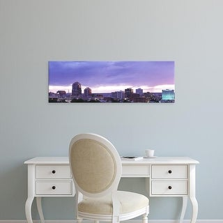 Easy Art Prints Panoramic Images's 'Albuquerque NM' Premium Canvas Art