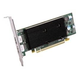 Matrox Video Card M9128-E1024LAF 1GB PCI-Express x16 Low Profile Dual Head Display Port Retail