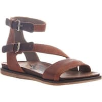 OTBT Women's March Strappy Sandal Tuscany Leather