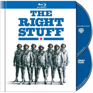 Right Stuff [BLU-RAY]