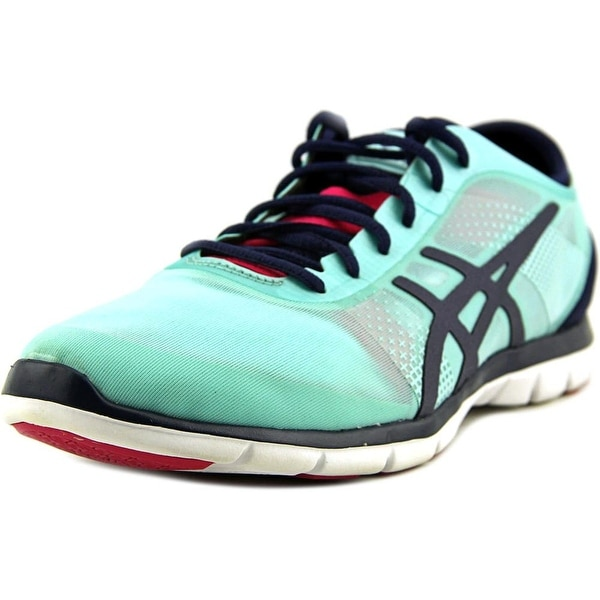 Asics Gel-Fit Nova Women  Round Toe Synthetic Blue Cross Training