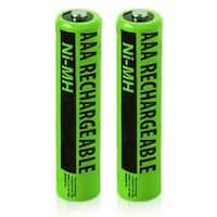 NIMHAAA-2 NiMh AAA Batteries 2-Pack