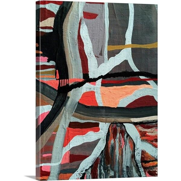 """One Body Many Parts II"" Canvas Wall Art"
