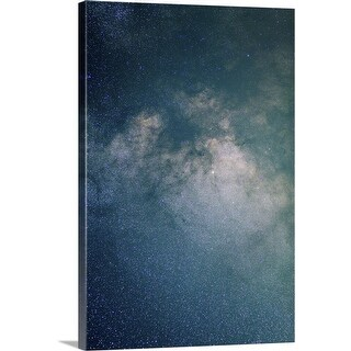 """Galaxy"" Canvas Wall Art"