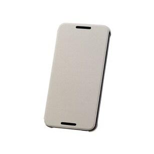 HTC Flip Case for HTC Desire 610 - Light Brown
