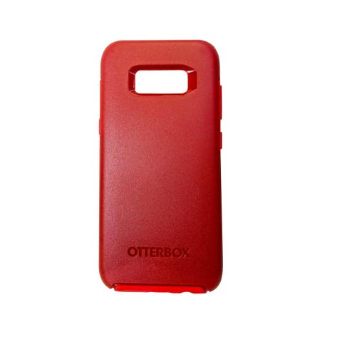 Otterbox SYMMETRY Series for Samsung Galaxy S8 - ROSSO CORSA