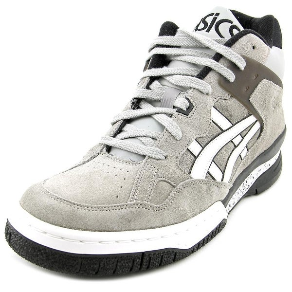 Asics Gel-Spotlyte Men Round Toe Suede Sneakers