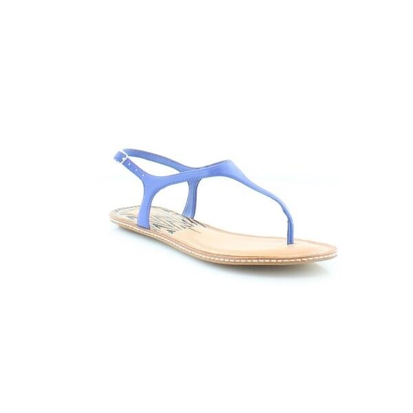 Dolce Vita Kimberly Women's Sandals & Flip Flops Blue - 7