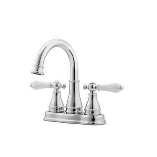 Pfister LF-WL2-45 Sonterra 1.2 GPM Centerset Bathroom Faucet - Includes Pop-Up Drain Assembly