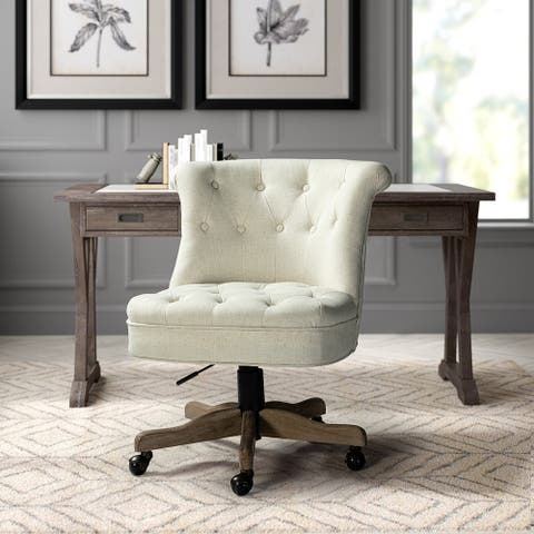 Chimu Task Chair with Tufted Back