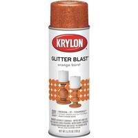 Krylon/Consumer Div Orng Burst Glitter Spray K03870000 Unit: EACH