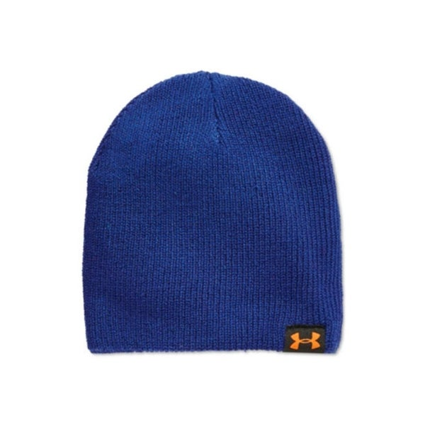 Shop Under Armour Mens Beanie Hat Knit Winter - Free Shipping On ... 6e5b4013fb3