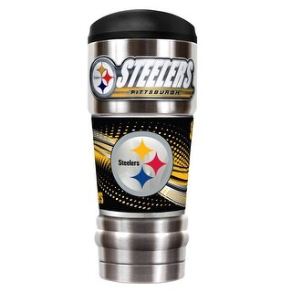 Pittsburgh Steelers The MVP 18oz. Tumbler