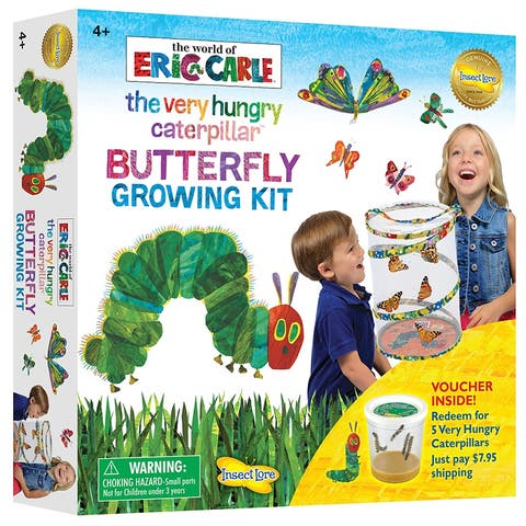 Hungry Caterpillar Butterfly Kit And Movement For