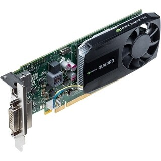 """PNY Technologies VCQK620-PB PNY Quadro K620 Graphic Card - 2 GB GDDR3 - PCI Express 2.0 x16 - Low-profile - Single Slot Space"